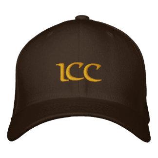 Keifi ICC gelb-orange Bestickte Kappe