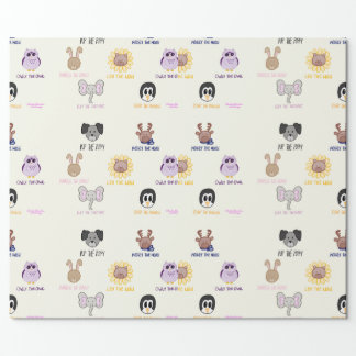 Keiki Aloha Ani-Freund-imal Packpapier