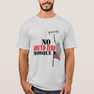 Kein Bodennullpunkt-Moscheen-T-Shirt T-Shirt