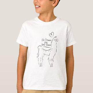 Kein Drama für dieses Lama T-Shirt