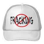 Kein Fracking Trucker Mützen