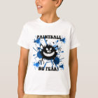 Kein Furcht Paintball T-Shirt