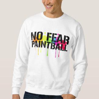 Kein FurchtPaintball Sweatshirt