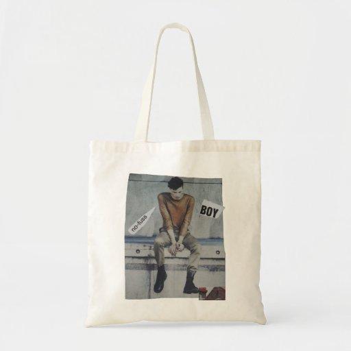 Kein Getue, Junge - Taschen-Tasche