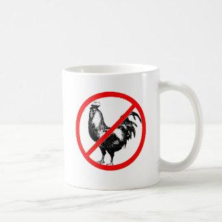 Kein Hahn?! Kaffeetasse