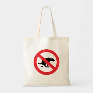 Kein Hund kacken lustiges sarkastisches des Tragetasche