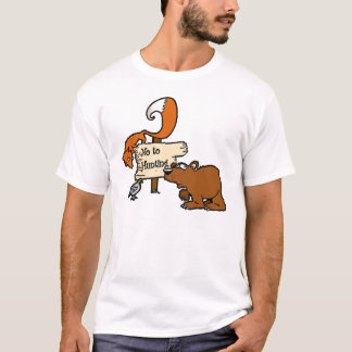 Kein Jagd-T - Shirt