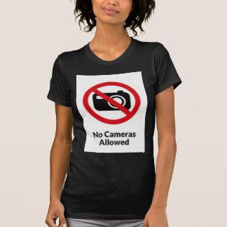 Kein Kamera-T - Shirt