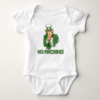 KEIN KLEMMENDER Uncle Sam Baby Strampler