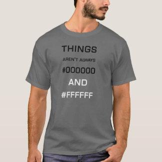 Kein kodiere ich nicht Ihre Website! T-Shirt