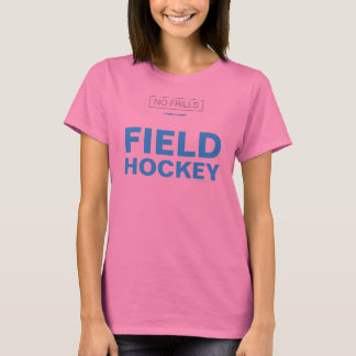 Kein Krause-Feld-Hockey T-Shirt