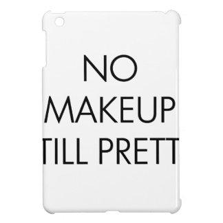 Kein Make-up iPad Mini Hülle