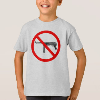 Kein MP40s Jugend-T - Shirt