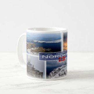 KEIN Norwegen - Nordkapp - Nordkap - Kaffeetasse