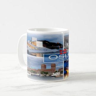 Kein Norwegen - Oslo - Kaffeetasse
