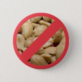 Kein Nuts Knopf Runder Button 5,7 Cm