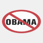 Kein Obama-Aufkleber