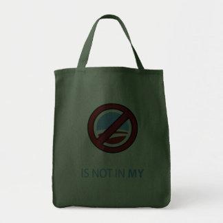 Kein Obama: Ihre Änderung ist nicht in meiner Geld Einkaufstasche