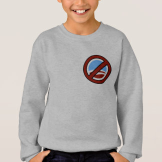Kein Obama: Ihre Änderung ist nicht in meiner Sweatshirt