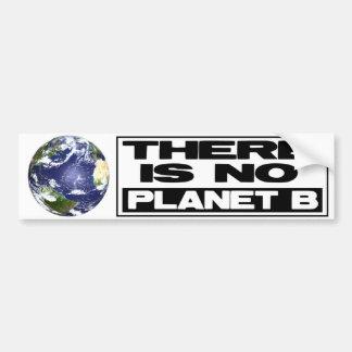 Kein Planet B Auto Sticker