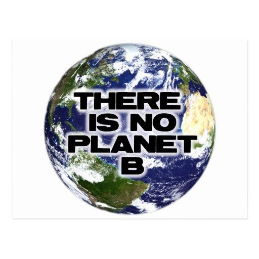 Kein Planet B Postkarte