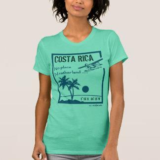 Kein Platz… Costa Rica T-Shirt