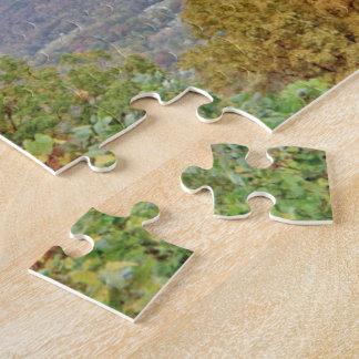 Kein Platz mögen Kamin-Felsen Puzzle