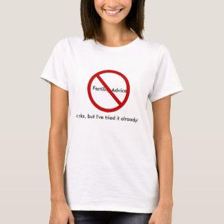 Kein Rat T-Shirt