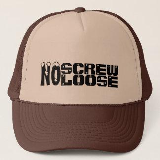 Kein Schrauben-loser kundengebundener männlicher Truckerkappe