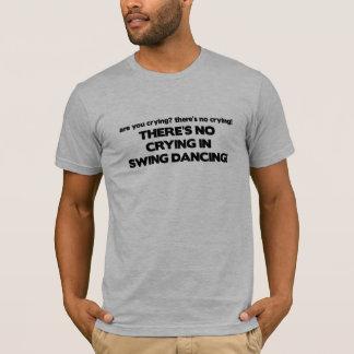 Kein Schreien - Schwingen-Tanzen T-Shirt