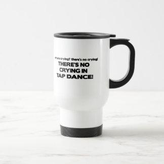 Kein Schreien - stechen Sie Tanz an Reisebecher