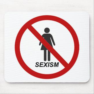 """Kein Sexismus "" Mousepad"