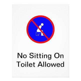 lustige toiletten zeichen geschenke. Black Bedroom Furniture Sets. Home Design Ideas