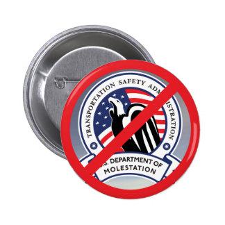 Kein TSA Knopf Runder Button 5,7 Cm