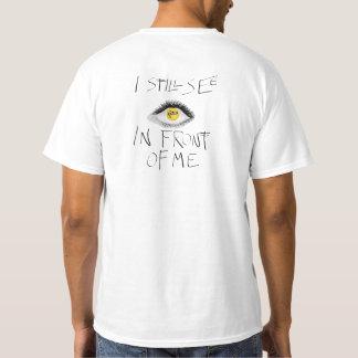 Kein Übereinstimmungs-Lyrik-T - Shirt