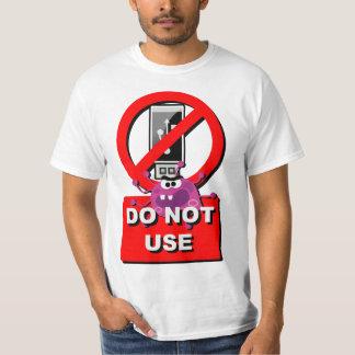 Kein USB T-Shirt