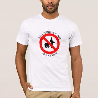 Kein Verstecken - GEMACHT FÜR CROWE T-Shirt