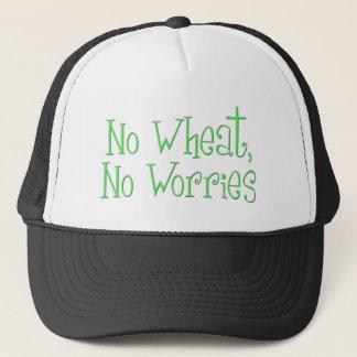 Kein Weizen keine Sorgen Truckerkappe