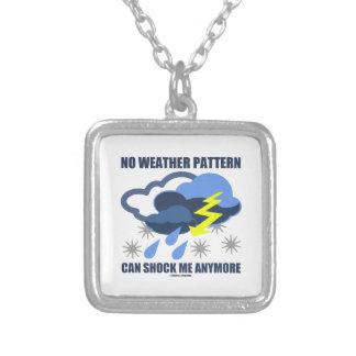 Kein Wettergeschehen kann mich mehr entsetzen Halskette