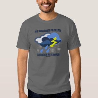 Kein Wettergeschehen kann mich mehr entsetzen T Shirt
