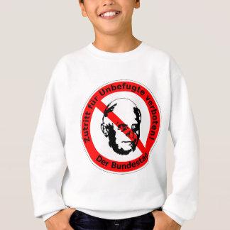Kein Zutritt für Unbefugte • Der Bundestag Sweatshirt