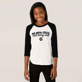 Keine Betazellen (Mädchen) T-Shirt