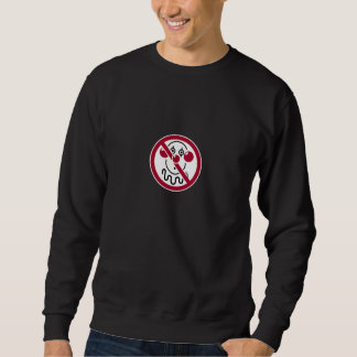Keine Clowns Sweatshirt