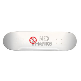 Keine dank Religion Bedruckte Skateboarddecks