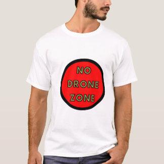 Keine Drohne-Zone T-Shirt