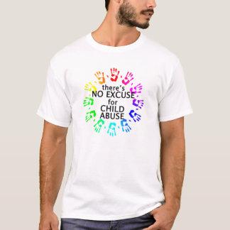 Keine Entschuldigung für Kindesmissbrauch T-Shirt