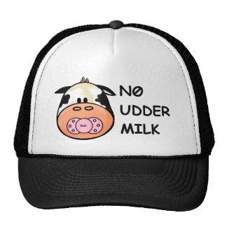 Keine Euter-Milch Mütze