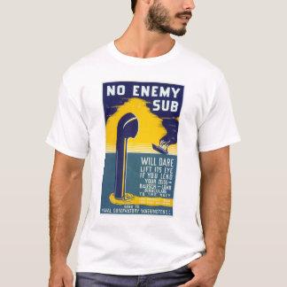 Keine feindliche Subvention - WPA T-Shirt