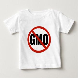 KEINE GVO Anti-GMO Baby T-shirt