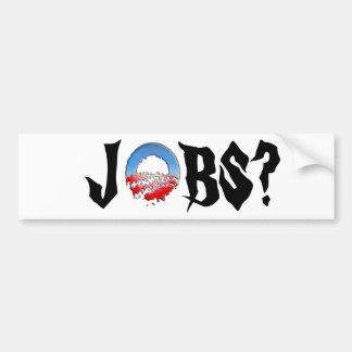 Keine Hoffnung für Jobs! Autoaufkleber